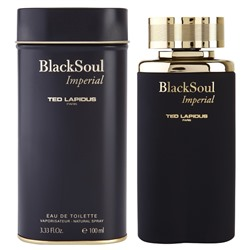 Ted Lapidus Black Soul Imperial edt (m) 100ml