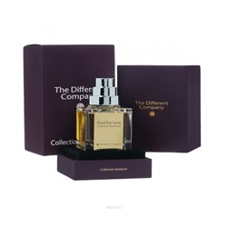 The Different Company Collection Excessive Oud For Love edp 50ml