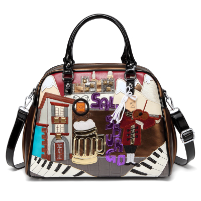 f5f2f567d3fc Авторская женская сумка/0136 - Репка