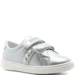 b09c1b749 RV524-2-2 серебро Туфли закрытые для девочек (26-31)/