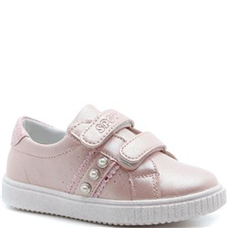 5e83947a7 RV524-2-3 роз Туфли закрытые для девочек (26-31)/