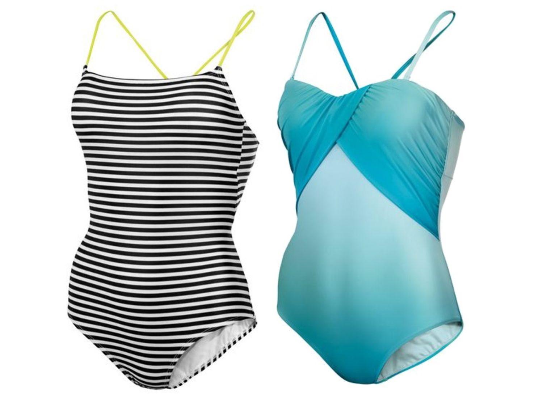 ESMARA®  Badeanzug Optimaler Sitz durch integrierte Softcups