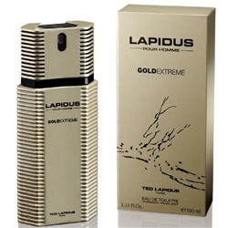 Ted Lapidus Gold Extreme