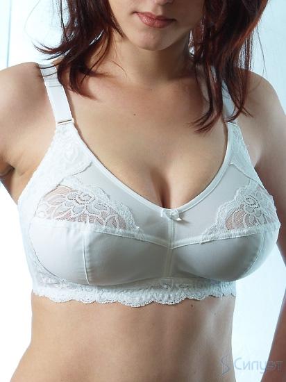 Бюстгальтера - Модель 1264 Бюстгальтер (белый) купить, отзывы, фото ... 619bf08198d