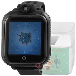 GPS Smart Kids Watch FW02T чер