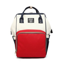 MOM-096-White/Red
