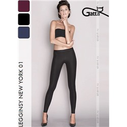 Леггинсы Gatta NEW YORK LEGGINS | bordo