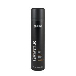 Kapous Fragrance Free 3 Effect Gentlemen - Пена для бритья, 300 мл.